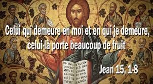 5ième Dimanche de Pâques – par Père Rodolphe EMARD