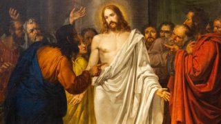 2ième Dimanche de Pâques (Jn 20, 19-31) – P. Rodolphe EMARD