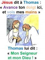 2ième Dimanche de Pâques  (Jn 20, 19-31) – Francis Cousin