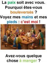 3ième Dimanche de Pâques  (Lc 24, 35-48) – Francis Cousin