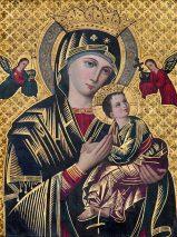 «Par toi, notre Dame, que Dieu nous reçoive! »