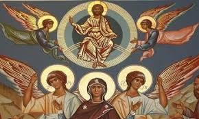 L'Ascension du Seigneur- Homélie du Père Louis DATTIN