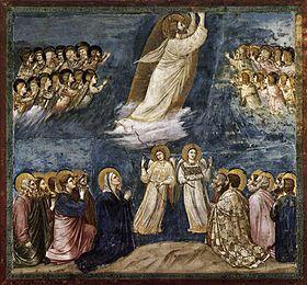 Jeudi 13 mai, fête de l'Ascension