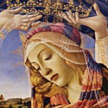 «Que par Toi, Reine clémente, Jésus-Christ, ton fils, Notre-Seigneur, accorde les dons de sa Grâce»
