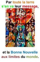 La Pentecôte  (Jn 15, 26-27 ; 16, 12-15) – Francis Cousin