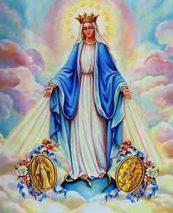 «Nous élevons les yeux vers Vous, ô Reine du monde»