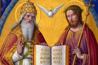 Le Mystère de la Trinité (2) : Le Père fait tout par le Fils; le Fils est le Serviteur du Père