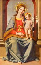«Mère du Christ, Fils unique et souverain du Père suprême»
