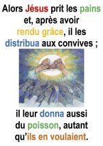 17ième Dimanche du Temps Ordinaire – Francis COUSIN (Jn 6,1-15)