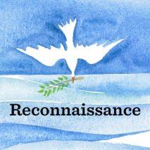 Un mot, une piste de réflexion : RECONNAISSANCE (Joëlle et Roger GAUD)