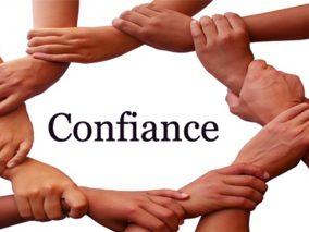 Un mot, une piste de réflexion : CONFIANCE (Joëlle et Roger GAUD)