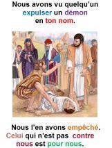 26ième Dimanche du Temps Ordinaire – par Francis COUSIN (Mc 9, 38-48)
